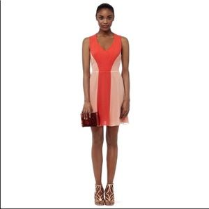 Reiss Alla Color Block Dress 6